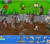 Hra - Epic Battle Fantasy 4