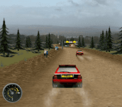 Hra - Super Rally Challenge