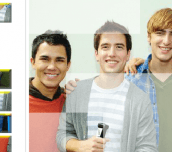 Hra - Big Time Rush Puzzle
