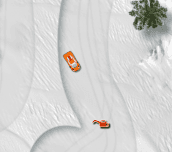 Hra - Snow Drift Racing