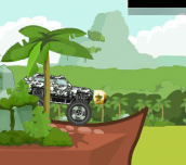 Hra - Jungle Truck