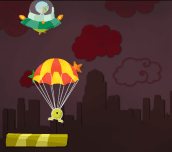 Hra - Alien Parachutes