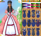 Hra - Medieval Dresses