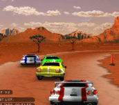 Hra - 3D Car Racing