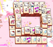 Hra - Hello Kitty Mahjong