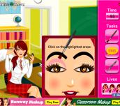 Hra - Classroom Makeup