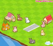 Hra - Village of Rabbits