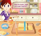 Hra - Sářina lekce vaření - cukrová lízátka