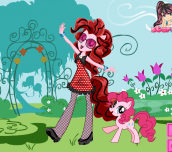 Hra - Equestria Girls Pinkie Pie