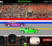 Hra - Ultimate Drag Racer