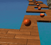 Hra - Apple Run 3D