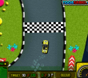 Hra - Spongebob Speed Car Racing