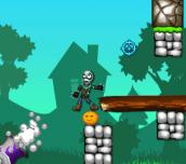 Hra - Zombie Launcher