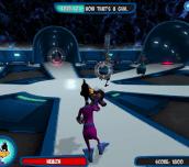 Hra - Robot Rampage