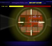 Hra - Jack Van Cell - Stinger Sniper