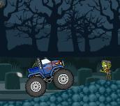 Hra - Truck Zombie Jam