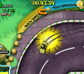 Hra - Spongebob Speed Car Racing 2