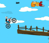 Hra - Popeye Bike