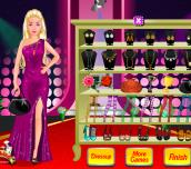 Barbie Red Carpet Dress Up