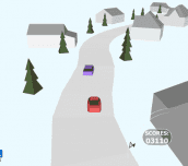 Hra - Sprint Race 3D