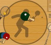 Hra - Ping Pong Dribbling
