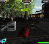 Hra - City Car Parking