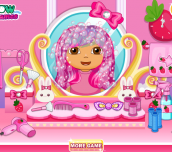 After Term Begins Dora Haircuts