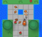Hra - Leaf Blower Madness