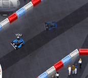 Hra - Kart Fighter World Tour
