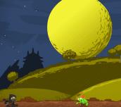 Hra - Ninja vs Zombie