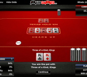 Texas Hold'Em Poker Heads Up