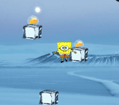 Hra - Spongebob Power Jump 2