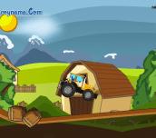 Hra - Tractor Racer