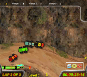 Hra - Speed Trucks