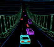 Hra - Neon Race