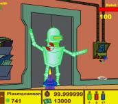 Hra - Futurama Rise Of The Robots