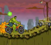 Hra - Hulk Ride