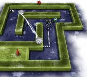 Hra - Xonix 3D 2
