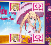 Hra - Anime Girls Memory