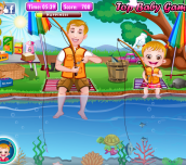 Hra - Baby Hazel Fishing Time
