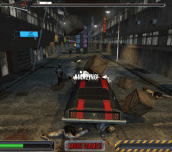 Hra - Zombie Carpocalypse