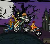 Hra - Scooby Stars Race