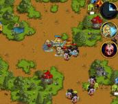Hra - Warlords RTS