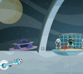 Hra - Space Football