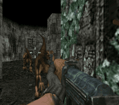 Hra - Dinosaur Killer 3D