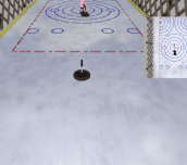 Hra - Hot Curling 3D
