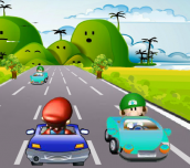 Hra - Mario on Road