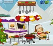 Hra - Mad Burger 2