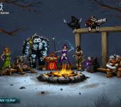 Hra - Heroes of Mangara: The Frost Crown