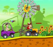 Hra - Crazy Racers
